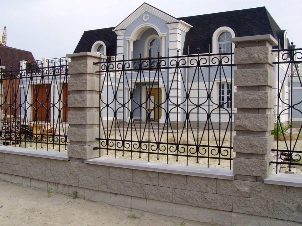 Купить металлический забор в Рязани