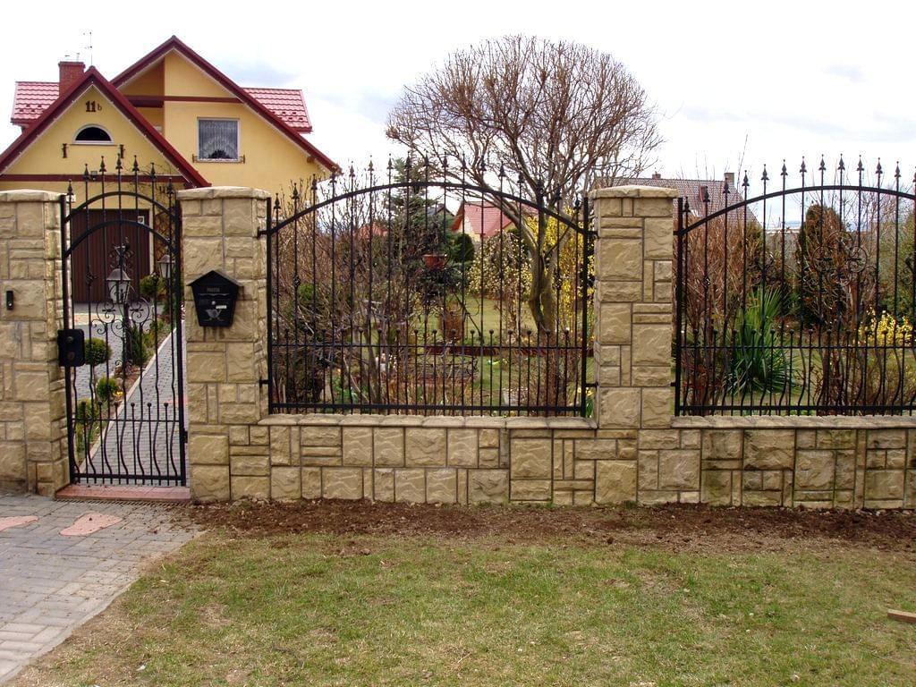 Купить кованый забор в Рязани